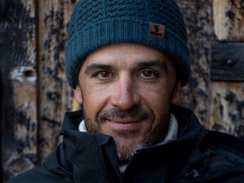 David Prades freeride Ski Zenit guide